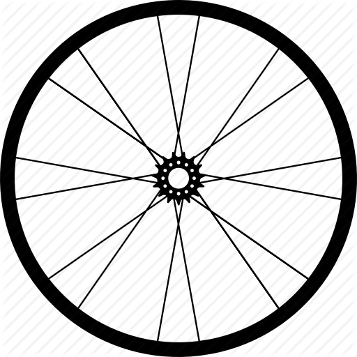 Bicycle, bike, biking, cycle, cycling, wheel icon