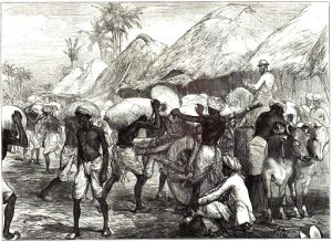 Peasant community before Independence(source: environmentandsociety.com))