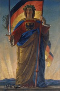 Germania, allegory of German nation(source: wikipedia)