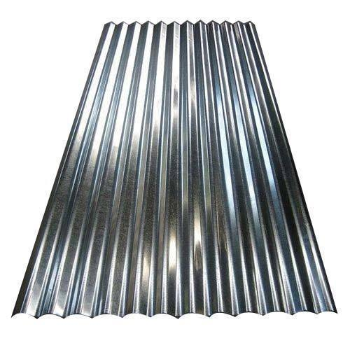 galvanized steel protected from rust