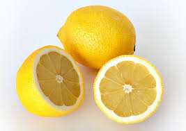 lemon- citrus (citric acid)