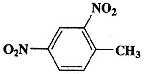 1-methyl-2,4-dinitrobenzene.
